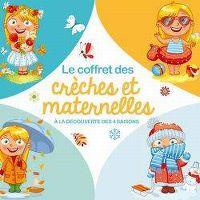 Cover  - Le coffret des crèches et maternelles [2017]